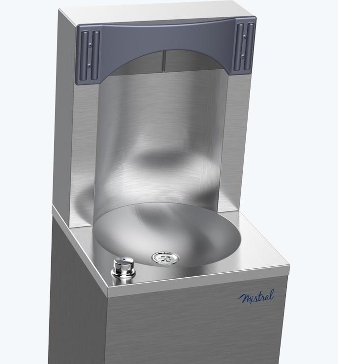 fontaine eau chaude eau froide par mistral constructeur de fontaine eau. Black Bedroom Furniture Sets. Home Design Ideas