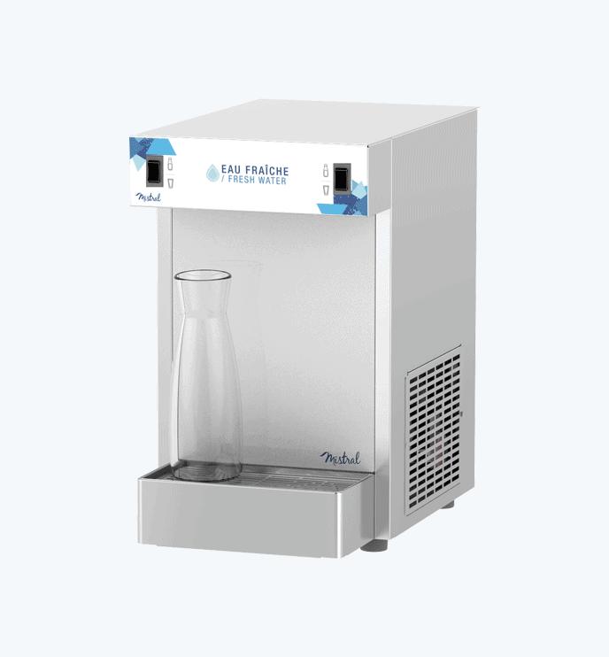 refroidisseur rdc 160pv fontaine eau froide eau. Black Bedroom Furniture Sets. Home Design Ideas