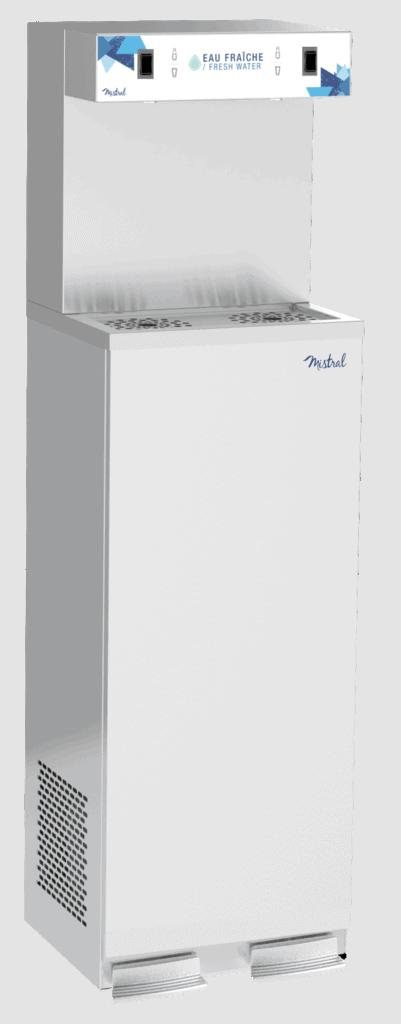 Refroidisseur d'eau sans-contact
