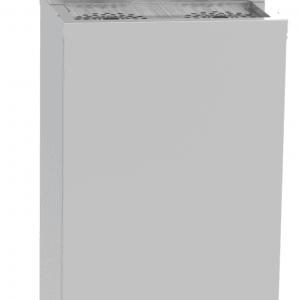 Refroidisseur d'eau sécurisé avec distribution sans-contact