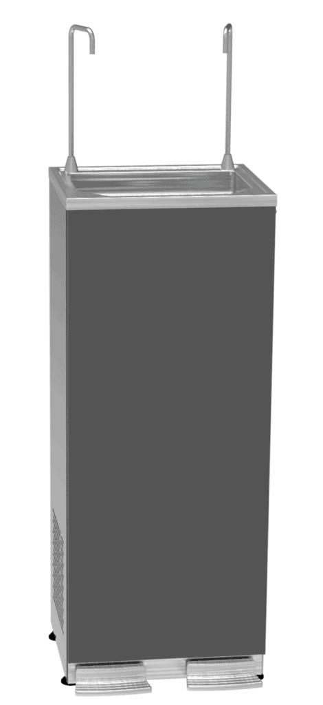 Fontaine réfrigérante Senior avec option de distribution sans-contact