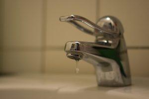 eau fuite