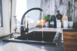 eau faible débit